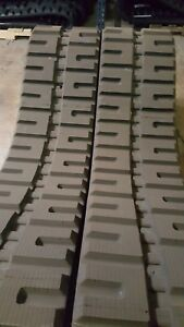 new J track Rubber Track For Case 440ct 450x86x50