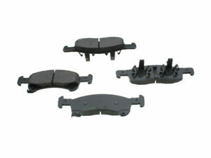 Fits 2003 2006 Ford Expedition Brake Pad Set Front Akebono 95375px 2005 2004