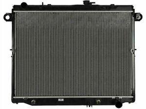 Fits 1998 2007 Toyota Land Cruiser Radiator Csf 67852nf 2002 1999 2000 2001 2003