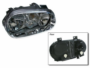 Fits 1999 2002 Volkswagen Golf Headlight Assembly Right Tyc 34989rc 2000 2001 A4