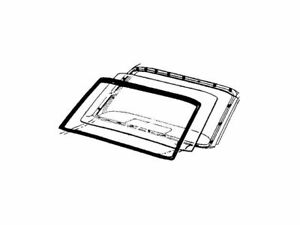 Fits 1964 1968 Ford Mustang Windshield Seal 54166hf 1967 1965 1966