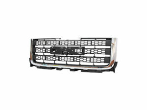Fits 2011 2014 Gmc Sierra 3500 Hd Grille Assembly 12373gm 2012 2013