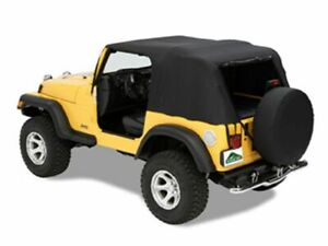 Soft Top For 1997-2006 Jeep Wrangler 1999 1998 2000 2001 2002 2003 2004 W825NC