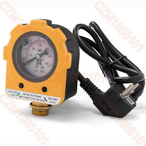 Pressure Controller Range 0 4bars Screwthread 20mm For Water Pump air Compressor