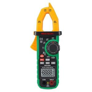 Mastech Ms2109a Digital Ac dc Clamp Meter Frequency Capacitance Ncv Tester