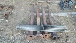 12ft Aermotor Windmill D602 D702 Parts bundle lot