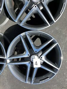 Mercedes Amg 18 18x8 Wheel Rim Factory Oem 2014 2016 Cla 45 A1764010000