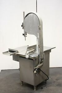 Biro 3334 Commercial Deli Market Butcher Beef Meat Slicer Band Saw