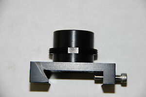 Adapter To Mount Leica wild Accessories On Zeiss Beam Splitter
