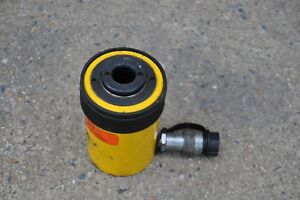 Enerpac Rch 202 Hydraulic Cylinder Hollow Ram 20 Ton 2 Stroke Usa Made