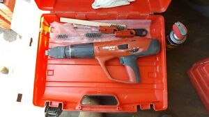 Hilti Dx 460 Powder Actuated Fastening Tool Pre Owned