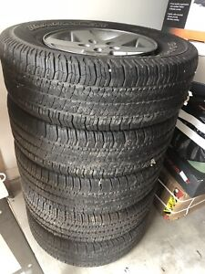 Jeep Wrangler Wheels And Tires Used