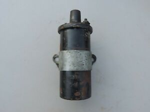 Vintage Delco Remy 6 Volt Ignition Coil 1115378 Packard Pierce Arrow Buick