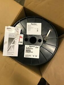 Raychem Btv 5btv1 cr Self regulating Electric Heat Trace Cable 250 Foot Reel New