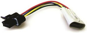 New Powermaster Wiring Harness Adapter Alternator Us Seller Free Shipping Mn