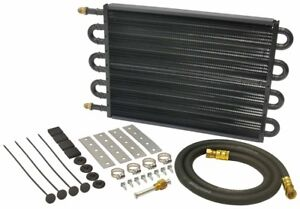 Derale 17 1 2 X 10 1 4 X 3 4 In Automatic Trans Fluid Cooler Kit P n 13304