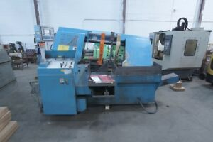 Doall Model C 4100nc Horizontal Band Saw