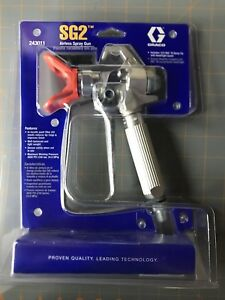New Sealed Graco Sg2 Airless Spray Gun 243011