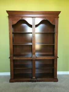 Broyhill Bookcase Brown Made In Usa