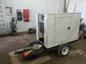 Trailer Mounted Diesel Generator