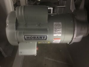 Hobart New Motor For 5801 5701 6801 Meat Saw Single Phase
