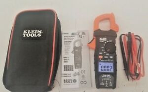 Klein Tools Cl600 True Rms Ac Auto ranging Digital Clamp Meter