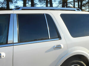 For 2008 2017 Ford Expedition 4 door Suv No El 6 Pc Ss Roof Rack Trim