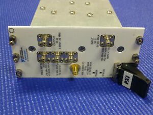 National Instruments Ni Pxi 5600 Rf Downconverter Module 2 7 Ghz