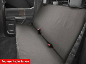 Weathertech Bench Seat Protector In Cocoa De2010co For Trucks Cars Suvs