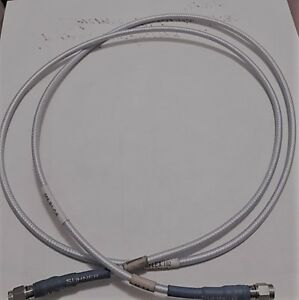 Huber Suhner Sucoflex 102 50 Ghz 1 2 M 2 4 Mm Connectors Rf Microwave Cable