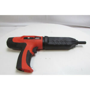 Ramset Cobra 0 027 Caliber Semi automatic Powder Actuated Tool With Silencer