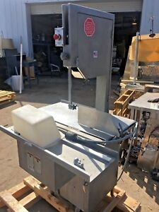 Biro 3334 Commercial Meat Band Saw 3ph