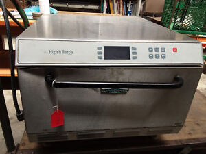 Turbochef Hhb 1 Rapid Cook Convection Oven High H Batch Commercial