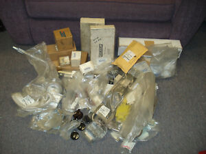 Large Lot Of Hobart Cooking Line Parts Ovens Fryers Rotisserie Warmers