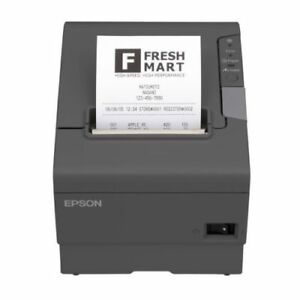 Epson C31ca85084 Tm t88v Thermal Receipt Printer Serial usb For Haagen Dazs