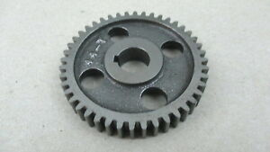 Very Nice Original Logan 10 Model 200 Lathe 44 Tooth Change Gear