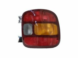 For 2001 2003 Chevrolet Silverado 1500 Hd Tail Light Assembly 79417yp