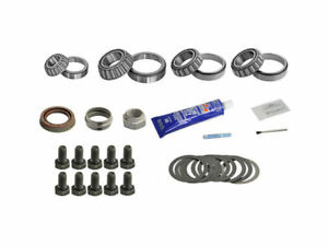 For Dodge Durango Axle Differential Bearing And Seal Kit Timken 14396kn