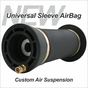 New 2 Tappered Universal Sleeve Air Bag For Air Suspension Air Strut Best Price