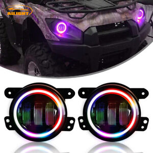 Pair Right Left Fog Lights Lamp For 2011 2011 2012 2015 Jeep Grand Cherokee