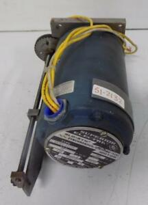 Superior Electric 72rpm 120v 50 60hz Synchronous Stepping Motor Ss700 1113b