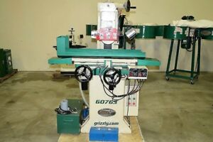 G0763ai Grizzly 6 X 18 Surface Grinder With 2 axis Table Power Feed