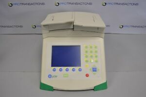 Bio rad Icycler Thermal Cycler 582br W 2x 48 Well Reaction Module