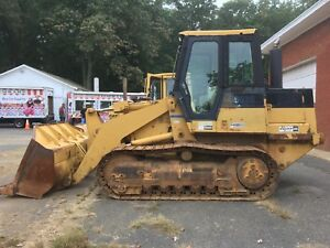 1997 Caterpillar 953c Crawler Loader Erops