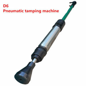 D6 Pneumatic Tamping Machine Earth Sand Rammer Tamper Hammer Sander 950 1095mm