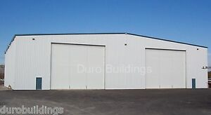 Durobeam Steel 60x80x18 Metal Building Kit Truck Repair Workshop Factory Direct