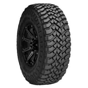 2 new 37x12 50r17lt Hankook Dynapro Mt Rt03 124q D 8 Ply Bsw Tires