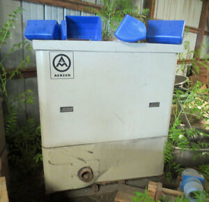 Aerzen Rotary Lobe Blower Or Vacuum System Quantity 2 Available Gm 10 S
