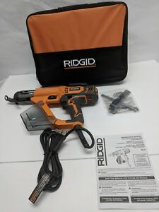 Ridgid R6791 1 3 Drywall And Deck Collated Screwdriver With Carry Case