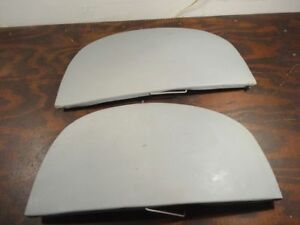 Nos 1941 Ford Factory Style Fender Skirts 41 42 46 47 48 R279